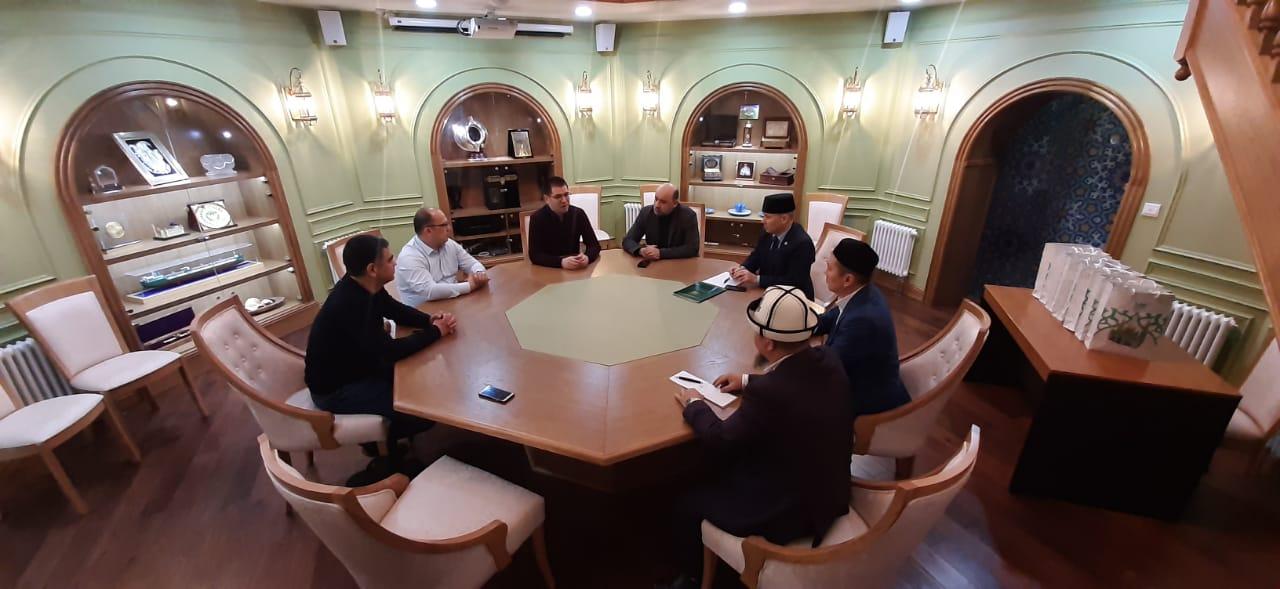 Совещание Евразийского Союза «Халяль»